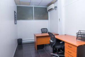 hubaspire private offices