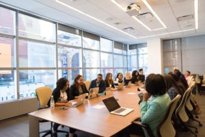 hubaspire meeting and training rooms