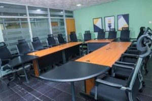 hubaspire Co-working Space
