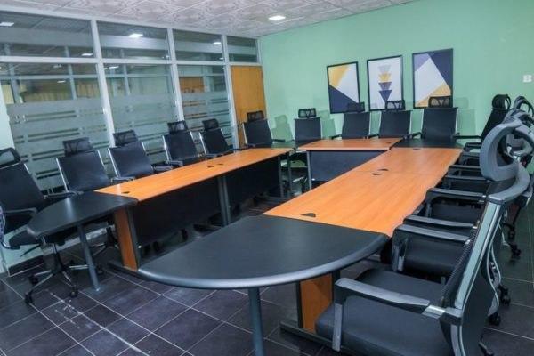 hubaspire meeting space
