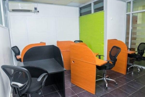 hubaspire coworking space